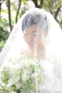 卒花嫁様アルバムマリオットホテルの花嫁様より、桜のころ、先生に - 一会 ウエディングの花