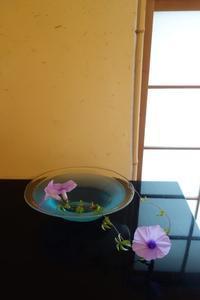 夏の朝のお楽しみ - g's style day by day ー京都嵐山から、季節を楽しむ日々をお届けしますー