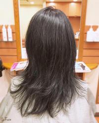 パサパサな髪から美髪ロングヘアに♪ - 君津市 南子安の美容室  La Face   ✯   ラフェイス のブログ