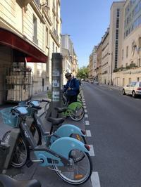 パリの休日 ヴェリブで美術館巡り - よかったさがし