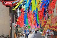七夕祭りの風 - 美は観る者の眼の中にある