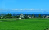 琵琶湖が見えて来た - ゆる鉄旅情