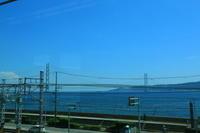 明石海峡大橋 - ゆる鉄旅情