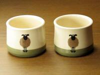 ひつじのスープカップ - ブルーベルの森-ブログ-英国のハンドメイド陶器と雑貨の通販