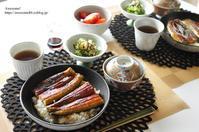 立秋に鰻を食べる - Awesome!