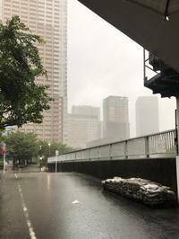 2018年7月暴風雨の中、日本ワインとスパイス ブロディで飲んで食べて♪ - のんびりいこうやぁ 2