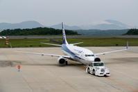 広島出張 その8 ご当地プレーン富山市の出発 - 南の島の飛行機日記