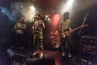 Salsa 2度目の米国ツアーからの帰国ライブサポートバンドは新しいドンマルティネス - カメラさえもぶん投げたくなる時だってある