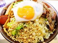 京都市 麺量650gの神にチャレンジ♪ 極太清流らーめん - 転勤日記