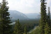 LOOKOUT PATIO @Fairmont Banff Springs Hotel - Kaorin@フードライターのヘベレケ日記
