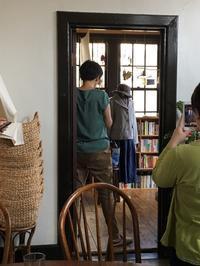 Honmachi93にて - 帽子工房 布布