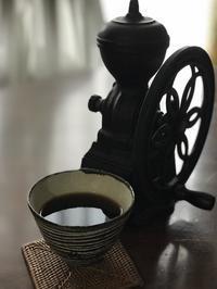 豆から珈琲。 - 携帯模写