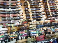 見ればわかる!買ったらもっとわかる!! - 上野 アメ横 ウェスタン&レザーショップ 石原商店