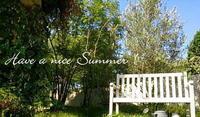 ■夏季休暇のお知らせ■ - b.cachette / cha't cete  blog