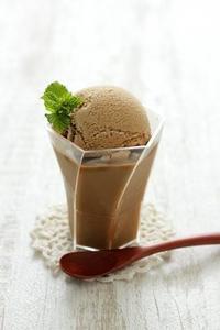 カフェオレプリンに、アイスのっけ - Takacoco Kitchen