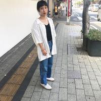 おすすめ♪刺繍半シャツ - 「NoT kyomachi」はレディース専門のアメリカ古着の店です。アメリカで直接買い付けたvintage 古着やレギュラー古着、Antique、コーディネート等を紹介していきます。