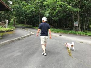 2018 夏休み道北の旅 礼文島。 - ポッキー(キャバリア犬)の旅