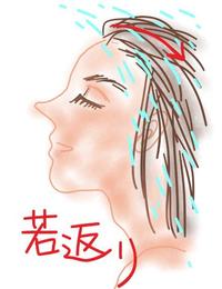 リワインド的シャワーの浴び方 - 兵庫県尼崎市の細胞から若返るリワインドセラピーサロン【美琉(びりゅう)】