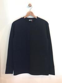 BLUE BLUE JAPAN / インディゴ セッケツヘヴィーテンジクキリカエ LS Tシャツ - Safari ブログ