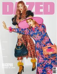 BLACKPINK ロゼ&リサ、華やかなワンピースで登場…ファッション誌の表紙モデルに抜擢 - Niconico Paradise!
