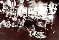 <お盆休みの苦行>2000年頃有楽町 - 写真家藤居正明の東京漫歩景