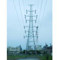 63送電線鉄塔(2) - 荒川区百景、再発見