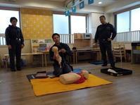 【南砂園】AED・心肺蘇生講習 - ルーチェ保育園ブログ  ● ルーチェのこと ●