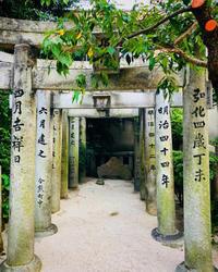 櫛田神社【ゆずこ さん】 - あしずり城 本丸