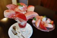 桃を求めて山梨へ'18~ピーチカフェなかにしで今年も麗しの夏パフェを - LIFE IS DELICIOUS!