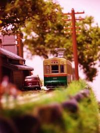 ベストショット 注文作品2012年「大丸京都店開業10周年記念作品」から - 鉄道少年の日々