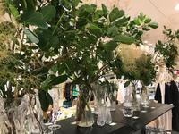 酒と花の日々。本日のゲストは酒井博史さん@札幌大丸 7階 ライフスタイル売場 - glass cafe gla_glaのグダグダな日々。