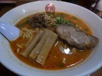 台風で「坦々麺」 珍来 浦安 - 浦安フォト日記