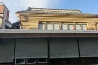 須坂の八幡屋金物店と柏福呉服店 - レトロな建物を訪ねて