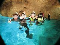 朝一の海でスノーケル☆ - 沖縄ダイビング&フィッシング DSA ブログ