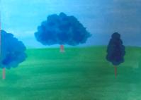 わさわさ - たなかきょおこ-旅する絵描きの絵日記/Kyoko Tanaka Illustrated Diary