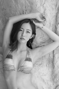椎山なつみちゃん27 - モノクロポートレート写真館