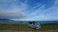 奥尻島13日離島し瀬棚町へ52日目 - 空の旅人