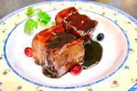 黒酢の酢豚と載せ忘れた中華 - キムチ屋修行の道