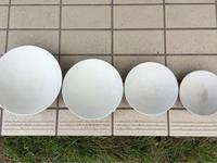 素焼きの窯詰め!五寸皿から八寸皿 - 陶芸ブログ 限 無 窯    氷裂貫入青瓷の世界