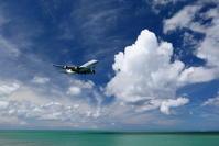 ジャンボに乗って - 南の島の飛行機日記