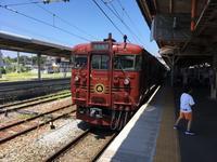 子供が遊べる♪気軽に楽しむ♪観光列車『ろくもん』に乗車! - 子どもと暮らしと鉄道と