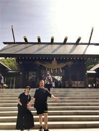 北海道後記6 スープカレーじゃないくインドカレー 北海道神宮かっこいい!!入荷レディースワンピース 他 - 千葉 アンティーク、古着のANDANTEANDANTEのアンアンブログ