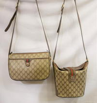Gucci 70's sholder bags - carboots