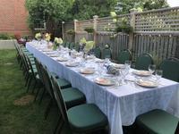 Garden Dinner (ガーデン・ディナー) - ファルマウスミー