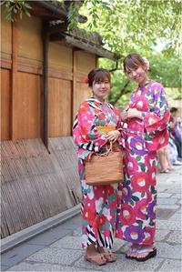 浴衣美人 ≧ 京都の夏 - あ お そ ら 写 真 社