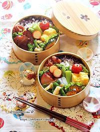 ありもの仕様で焼豚弁当と今日のわんこ♪ - ☆Happy time☆