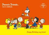 Happy Birthday! Snoopy! - 寫眞機萬年堂   - since 2013 -