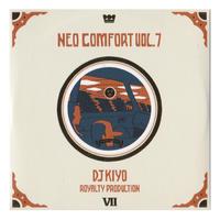 DJ KIYO - NEO COMFORT 7 MIX CD - Growth skateboard elements