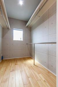ウォークインクローゼット - のあ建築設計ブログ