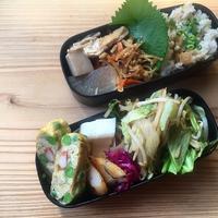 昨日は花火大会BENTO - Feeling Cuisine.com